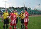 Malinowski z Warszawy poprowadzi mecz Broni z Oskarem