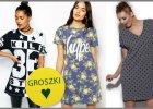 Sukienki a la przed�u�one tiszerty - ponad 90 propozycji na lato