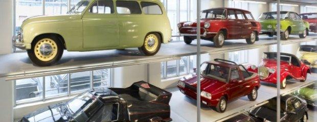 Muzeum Skody: czeski weekend w Mlad� Boleslav