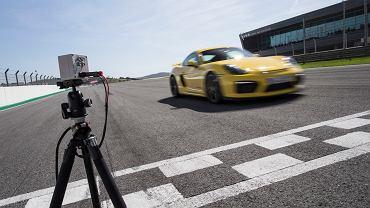 Porsche Track Precision   Aplikacja