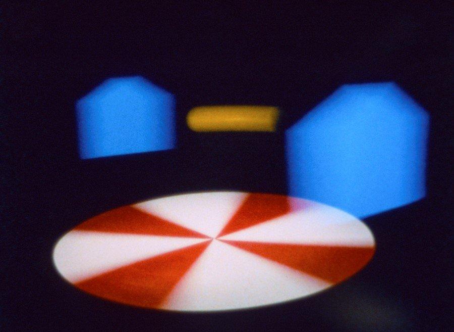 Leslie Thornton, Peggy and Fred in Hell: Folding, 1984-2015, 16mm film and video transferred to digital, 95 min, courtesy the artist / Materiały prasowe Muzeum Sztuki w Łodzi
