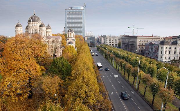 Łotwa Ryga. Nieznane zakątki Rygi