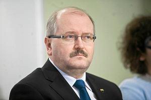 Piotr Uszok chce budowa� jedno miasto. Katowice maj� by� jak stolica