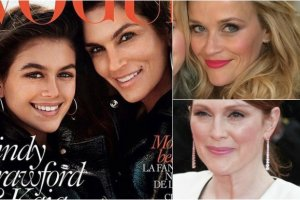 Cindy Crawford z c�rk�, Reese Witherspoon, Julianne Moore