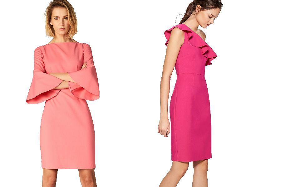 832b21c067 Sukienka ołówkowa  klasyczny fason dla każdej kobiety