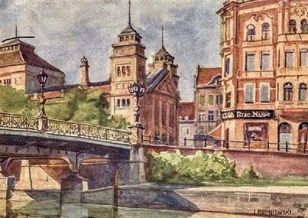 Zdjęcie numer 0 w galerii - Bydgoszcz jak malowana. Tak ją widział nasz Canaletto