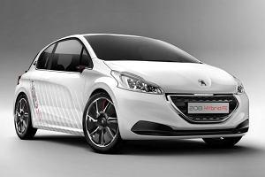 Salon Frankfurt 2013 | Peugeot 208 Hybrid FE