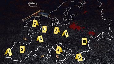 europejskie kryminaly