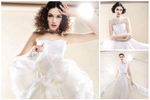 Kolekcja �lubna Rina Cossack - 2014 [LOOKBOOK]