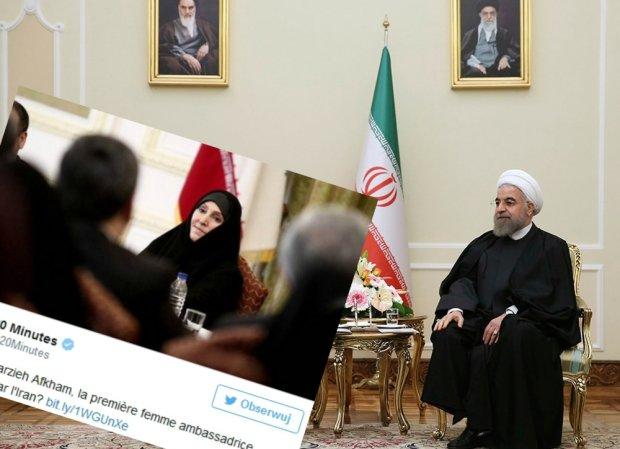 Kolejny przełom w polityce Iranu. Pierwsza kobieta ambasador od rewolucji 1979 roku