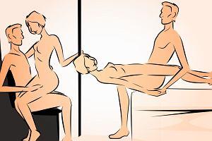 25 pozycji seksualnych siedzących, półsiedzących, mieszanych i ekscytujący bonus na finał