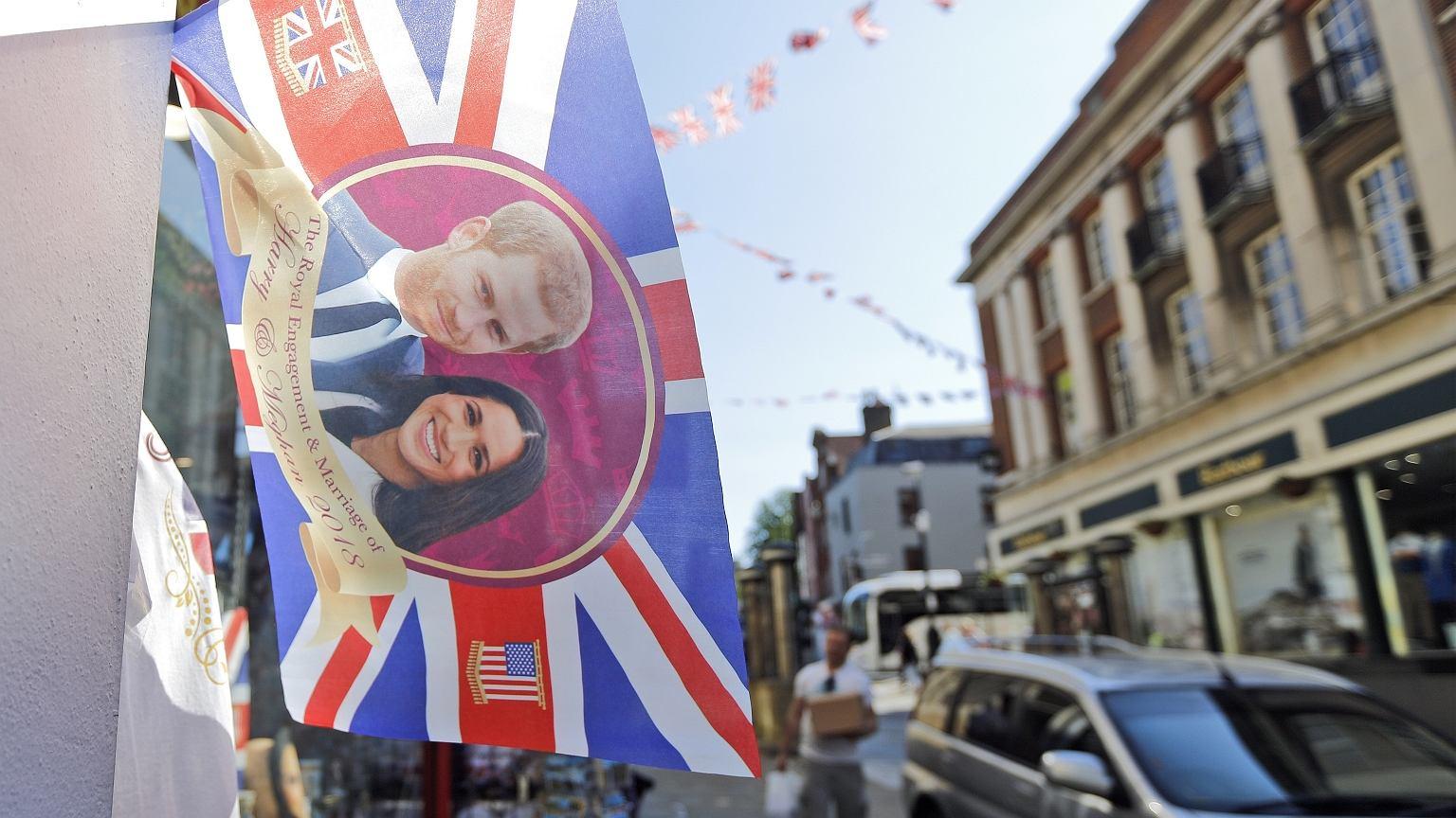 Przygotowania do ślubu księcią Harry'ego i Meghan Markle idą pełną parą