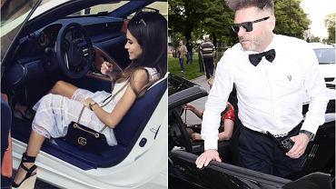 Natalia Siwiec ma nowy samochód? Do tej pory widywaliśmy ją w mercedesie, ale teraz pochwaliła się na Instagramie zdjęciem w lexusie. Nawet, jeżeli to była tylko jazda testowa, to przecież niewykluczone, że luksusowe auto skusi świeżo upieczoną mamę. A czym jeżdżą inne gwiazdy? Nie tylko Kuba Wojewódzki kocha się w marce lamborghini. Jej miłośnikiem najwyraźniej jest też Krzysztof Rutkowski.
