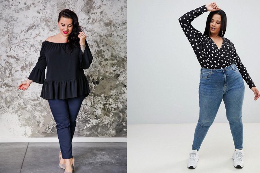 66c17382d3717e Bluzki dla kobiet plus size - jakie wybrać?