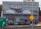 """Policja chce zniszczy� po�egnalne dzie�o Banksy'ego. """"To nie jest �adna sztuka"""""""