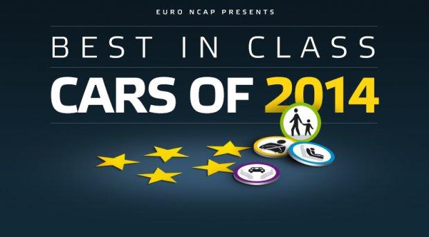 Najbezpieczniejsze auta w swoich klasach | Testy Euro NCAP 2014