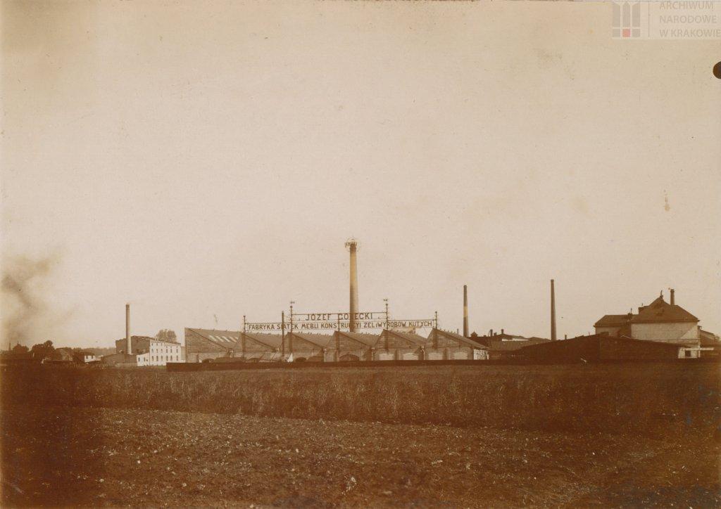 Fabryka przy ul. Romanowicza