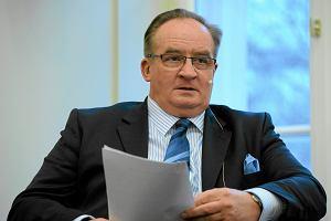 Jacek Saryusz-Wolski wyrzucony z Europejskiej Partii Ludowej