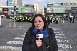 """""""Przeciw przemocy władzy! Dość wyzysku reprodukcyjnego"""". Manifa przeszła ulicami Warszawy"""