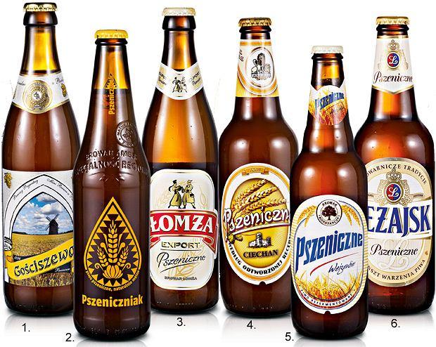 Pyszne Pszeniczne Piwa
