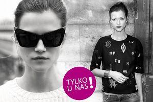 Kasia Struss blogerk�! Zobaczcie ekskluzywne zdj�cia prywatnych stylizacji modelki