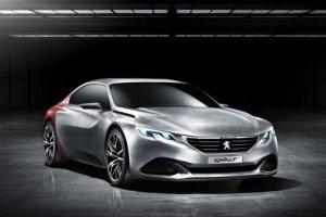 Salon Pekin 2014 | Peugeot Exalt