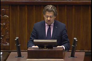Sejmowe wystąpienie posła Piotra Misiło w sprawie zarządu komisarycznego w PŻM