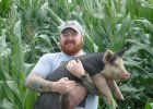 Kevin Gillespie - mistrz rustykalnego smaku Ameryki