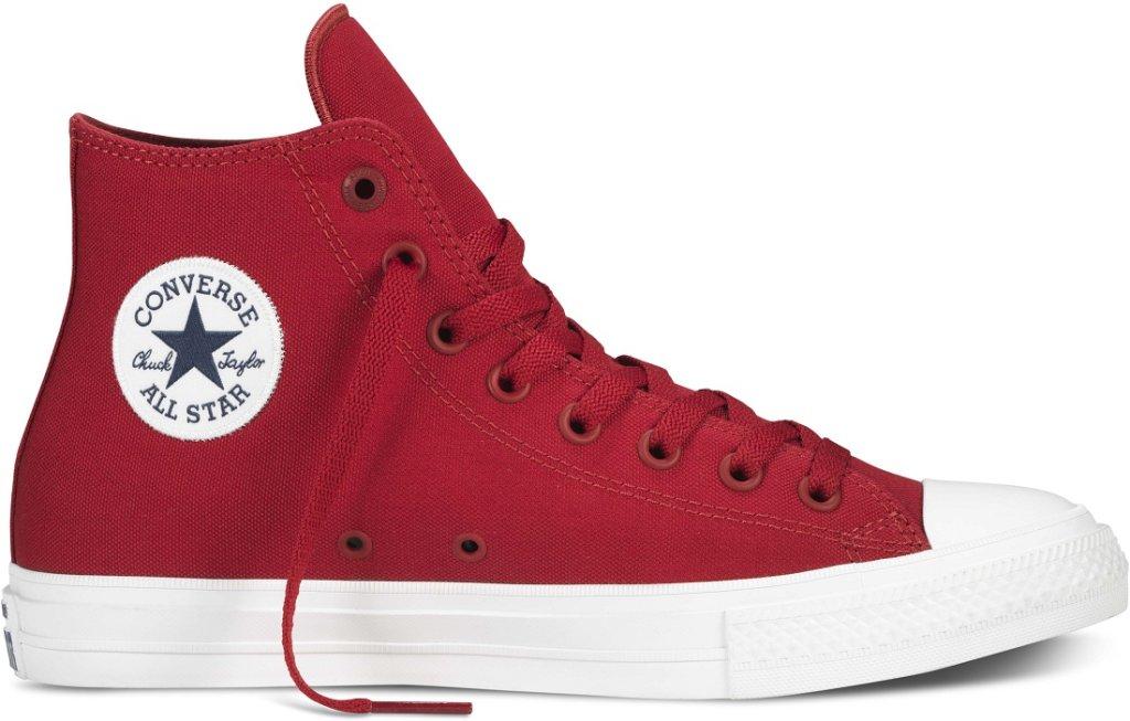 05c7064534a51 Chuck Taylor All Star II: kultowe trampki Converse w nowej odsłonie