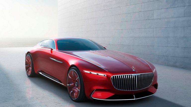Mercedes-Maybach Vision 6