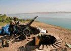 Bia�y Dom: To Obama wyda� zgod� na naloty wok� zapory na Tygrysie