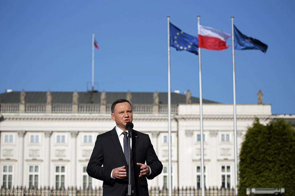 )Obchody 7 rocznicy katastrofy Smolenskiej
