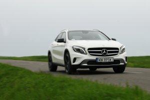 Mercedes GLA 200 CDI 4Matic - test Moto.pl