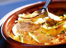 Zapiekanka z makreli i ziemniaków - ugotuj
