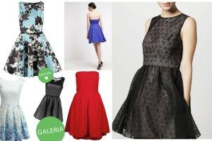 Przegląd: modne sukienki o kroju litery A
