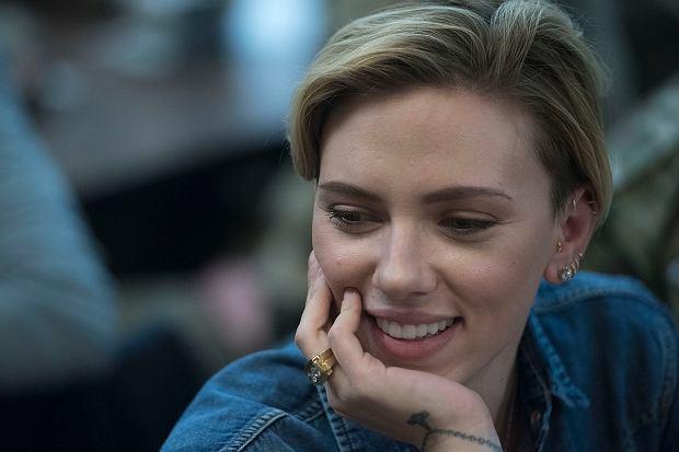 Scarlett Johansson najlepiej zarabiającą aktorką. Wszystko dzięki Marvelowi