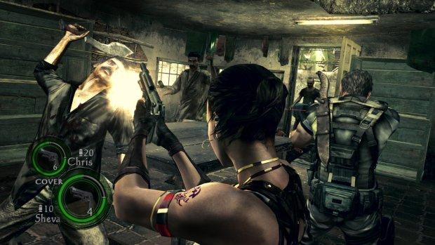 Resident Evil 5 - minimalne i rekomendowane wymagania sprz�towe (PC)