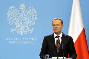"""Tusk: """"Ka�dy pretekst jest dobry, �eby uciec"""". Premier chce debaty, PiS stawia warunki"""
