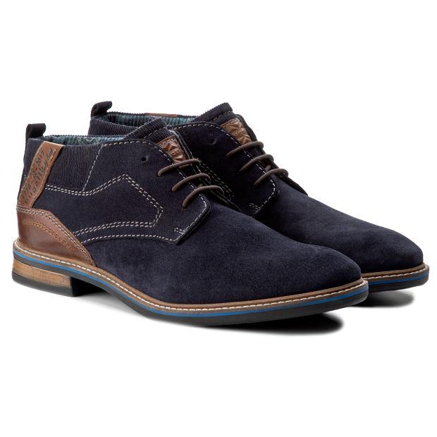 07b50c88 buty garniturowe. Artykuł sponsorowany. Zimowe stylizacje dla mężczyzn