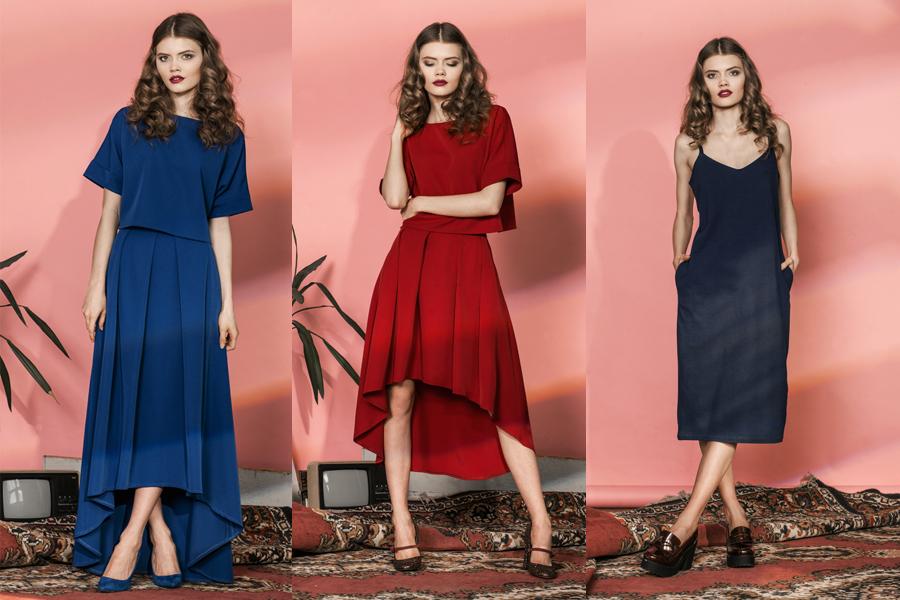 5c21462179 Polska moda  minimalizm według Weroniki Lipki