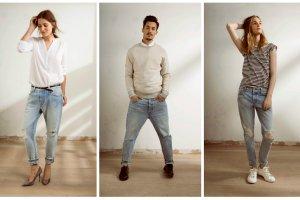 LEVI'S prezentuje nowy model jeans�w 501 CT