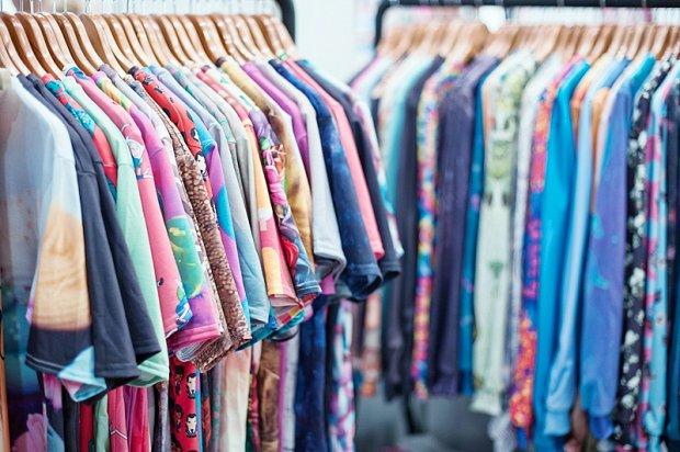 Weekend clothing store