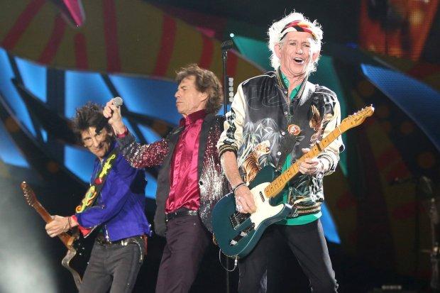 Mick Jagger i spółka, zaangażowali słynnego muzyka do współpracy przy nowej płycie.