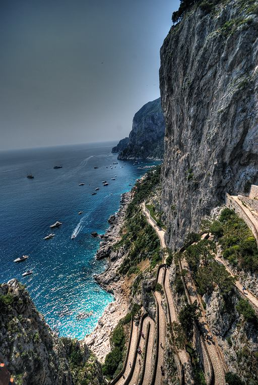 Capri / Flickr.com / Francesco sgroi
