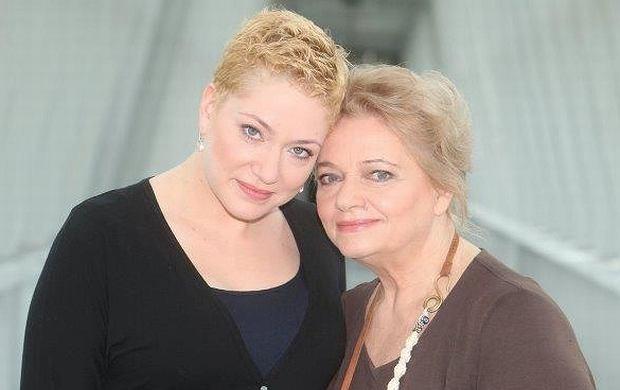 Syn Anny Seniuk jest aktorem. A kim jest jej piękna córka?