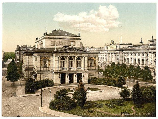 Zdjęcie numer 17 w galerii - Niemieckie miasta pod koniec XIX w. A wśród nich Gdańsk, Szczecin i Wrocław [ZDJĘCIA]