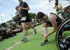 Sportowe �ycie. Co wp�ywa na sukces w triathlonie?