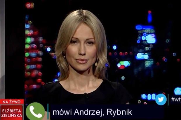 Magdalena Ogórek odebrała na wizji niegrzeczny telefon od widza Andrzeja z Rybnika. Jak komentuje sprawę sama zainteresowana? Według niej to wcale nie był żart.