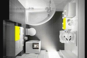 Dobrze zaprojektowana łazienka: sprzęty oszczędzające wodę