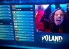 Micha� Szpak �smy w finale Eurowizji. Wyst�pi�a z nim Oliwia z Gorzowa